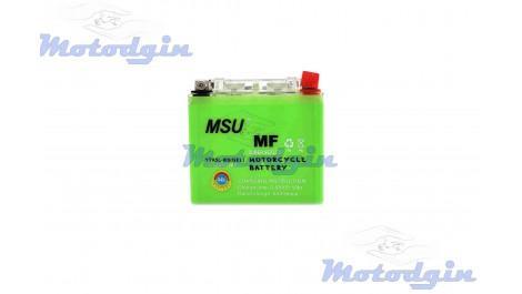 Аккумулятор Honda Dio AF 56 12В 5Ач MSU