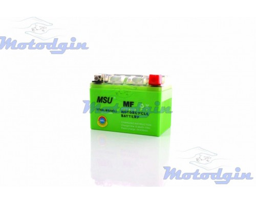 Аккумулятор  12В 4Ач MSU