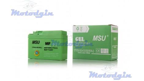 Аккумулятор 12В  2.3Ач MSU