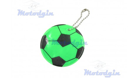 Брелок люминесцентный Мяч
