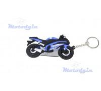 Брелок мотоцикл спорт