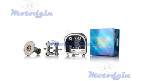 Головка цилиндра GY6-150 Lipai