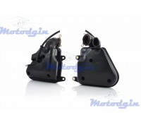 Корпус воздушного фильтра Yamaha Jog с выходом под датчик