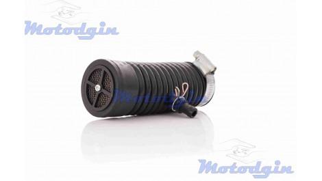 Патрубок воздушного фильтра GY6-80 впускная гофра