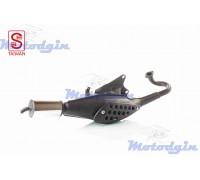 Глушитель Suzuki Sepia ZZ