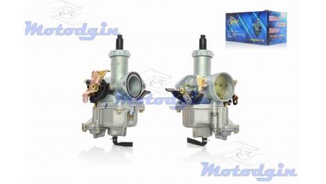 Карбюратор CG200GS PZ30B с ускорительной мембраной