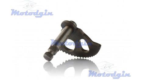 Сектор заводной (полумесяц) Yamaha Jog 50