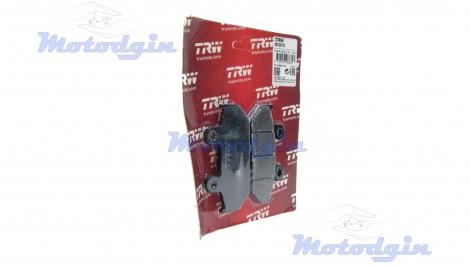 Колодки TRW MCB751
