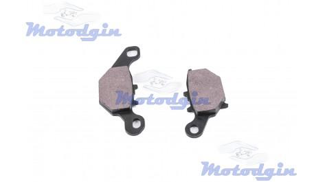Колодки тормозные Suzuki Vecstar 125/150 диск