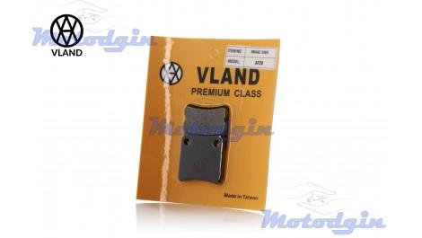 Колодки Honda Dio AF28 диск Vland