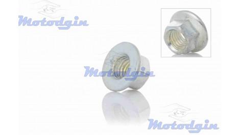 Гайка фланцевая M7 головки цилиндра GY6-50/150