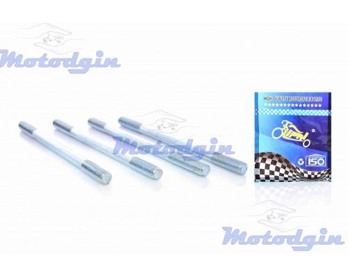 Шпильки цилиндра Yamaha JOG 4шт