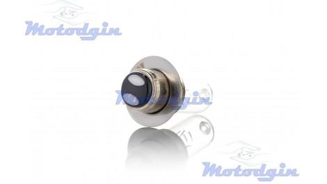 Лампа в фару P15D-25-1 ( 1ус) SEE