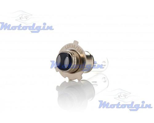 Лампа в фару P15D-25 ( 3ус) 35w/35w SEE