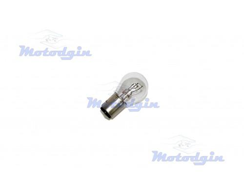 Лампа стопа двухконтактная 21х5вт S25