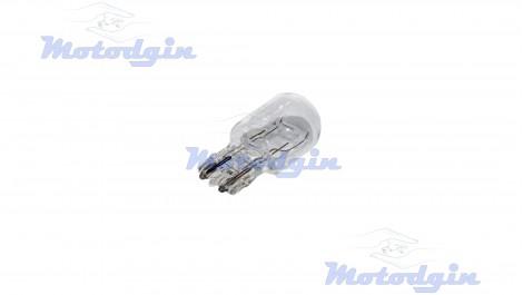 Лампа стопа двухконтактная 21wх5w T20