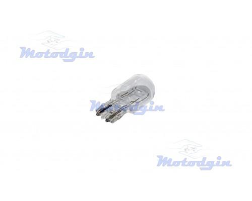 Лампа стопа двухконтактная 21wх5w T20 безцокольная