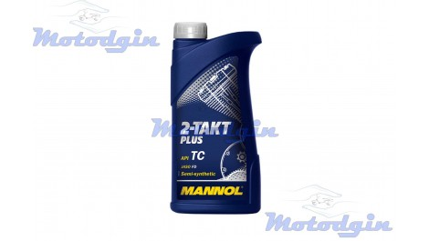 Масло 2-т MANNOL
