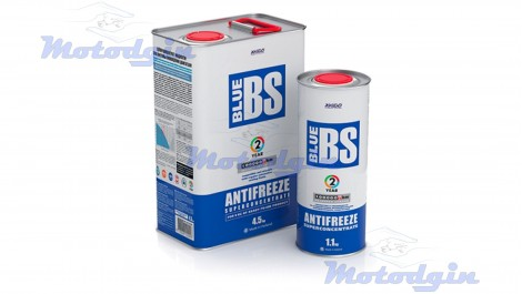 Антифриз Antifreeze Blue BS Xado