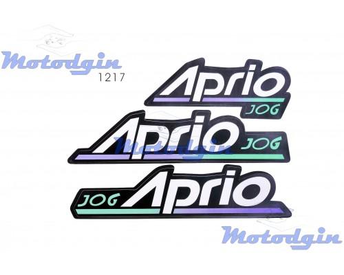 Наклейки Yamaha Aprio #1217