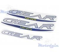 Наклейки Yamaha Gear UA06J NEWS