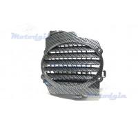 Защита радиатора Honda AF56 карбон