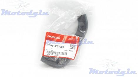 Патрубок охлаждения Honda AF56 помпа - двигатель
