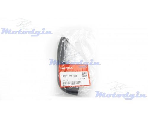 Патрубок охлаждения Honda AF56 радиатор - помпа