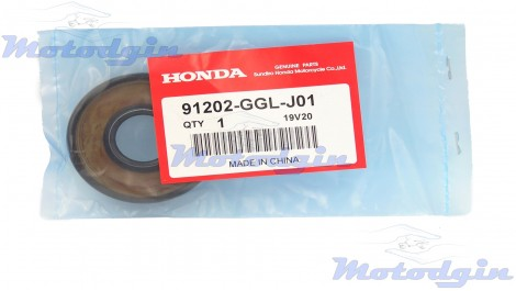 Сальник коленвала Honda Today 20X52X6