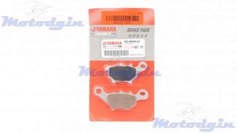 Колодки Yamaha Jog SA36 / 39J передние дисковые