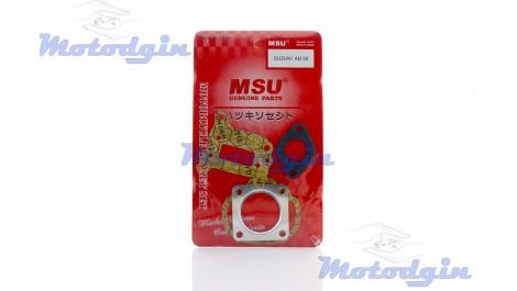 Прокладки цилиндра Suzuki Address 50 MSU