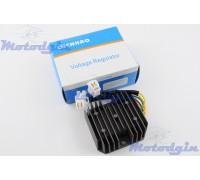 Реле зарядки GY6 125/150 ( 5 проводов )