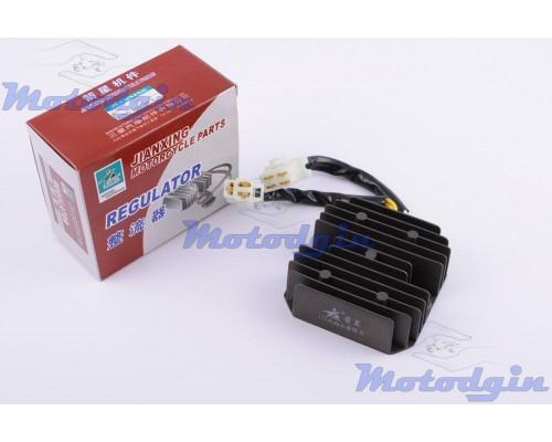 Реле зарядки GY6 125/150 ( 7 проводов )