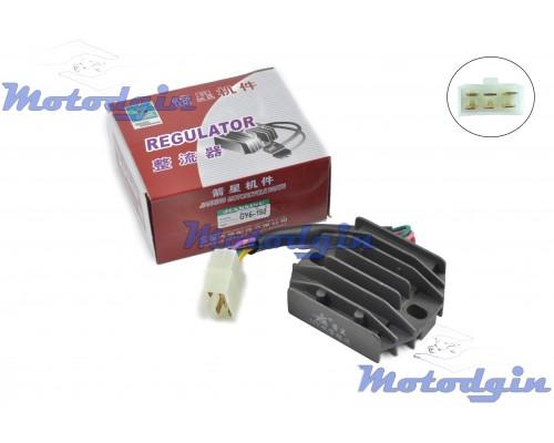 Реле зарядки GY6 125/150 ( 5 проводов ) Jianxing