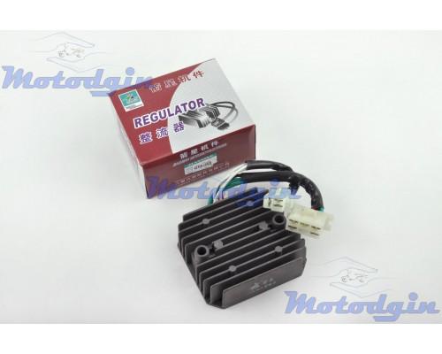 Реле зарядки GY6 125/150 ( 8 проводов )