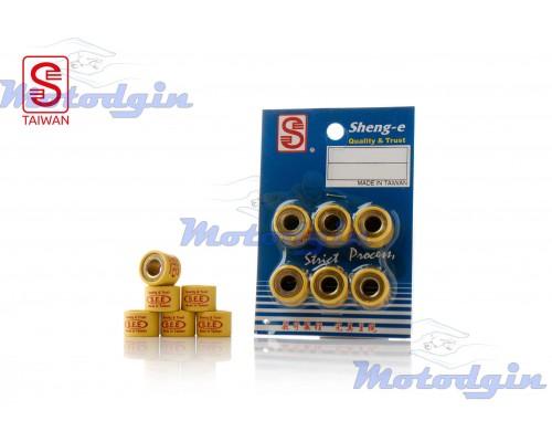 Ролики вариатора GY6-150 SEE