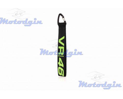 Шнурок для ключей 150мм пластиковый карабин