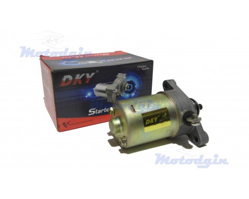 Стартер  GY6-50 DKY