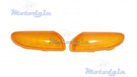 Стекло поворотов передних Suzuki Lets 3 New