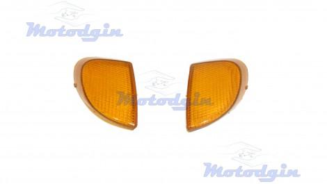Стекло поворотов задних Yamaha Jog SA-01/04