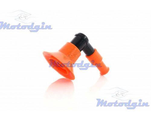 Насвечник скутера 2Т с силиконовыми пыльниками