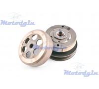 Сцепление Yamaha Jog 50 с колоколом