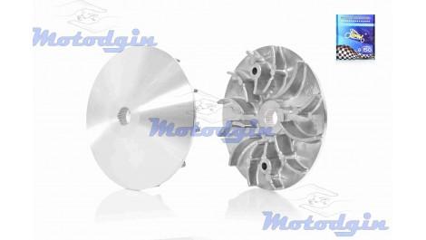 Щека вариатора неподвижная SH125 / SH 150 алюминий