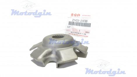 Металлическая щека вариатора Suzuki Avenis