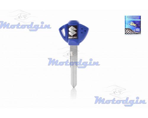 Заготовка ключа Suzuki двойной паз