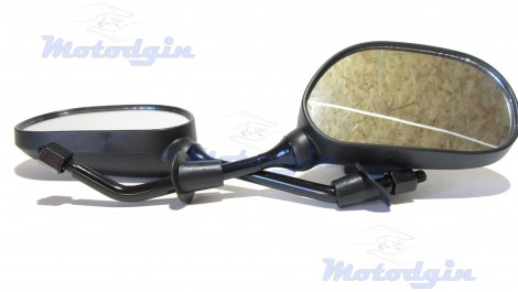 Зеркала Yamaha Premium стандартная резьба
